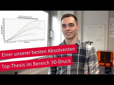 Einer unserer besten Absolventen: Florian Lechler