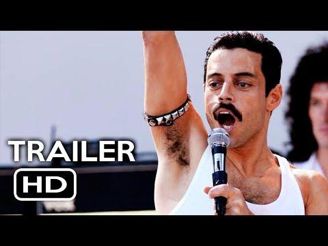 Video Bohemian Rhapsody Official Trailer #1 (2018) Rami Malek, Freddie Mercury Queen Movie HD download in MP3, 3GP, MP4, WEBM, AVI, FLV January 2017
