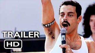 Video Bohemian Rhapsody Official Trailer #1 (2018) Rami Malek, Freddie Mercury Queen Movie HD MP3, 3GP, MP4, WEBM, AVI, FLV Mei 2018