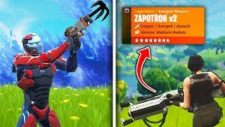 Top 5 Fortnite Weapons that BROKE THE GAME!