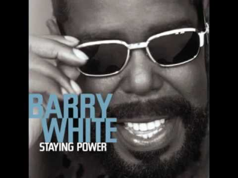 Barry White Staying Power