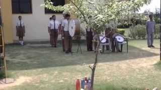 Asansol India  City new picture : Bharat Bhawna Diwas 2013 by India International School, Asansol,WB
