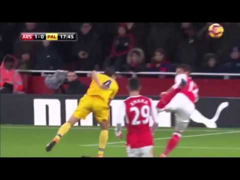 Arsenal Vs Crystal Palace 2 0 Highlights & All Goals HD 2017/