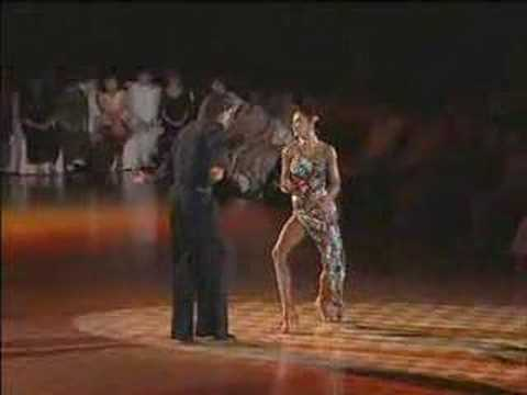 Sergey - Sergey Ryupin & Elena Khvorova at The World Superstars 2005.