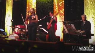 MANTECA Quartett feat. Felicia Touré