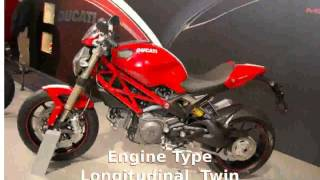 2. 2011 Ducati Monster 1100 Specification & Details