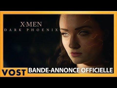 Dark Phoenix - Bande Annonce VOST