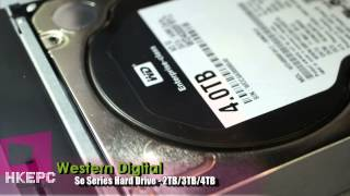 WD 於 Computex 2013 期間針對數據中心及企業用戶推出全新 WD SE 硬碟,適用於數據中心、大型複製、中型 NAS 備份等應用,提供效能與成本兼備的可靠儲存方案。另一方面,WD 亦發表 7mm及5mm硬碟產品,唯現時市場上最薄的 2.5 吋硬碟產品,正好為 Ultrabook 、可攜式 AIO 以及其他輕薄型 PC 用戶提升了高儲存容量的體驗。http://www.zodiac.com.hk