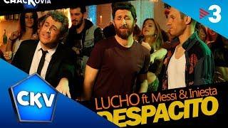 Crack�via  Despacito amb Lucho Messi i Iniesta