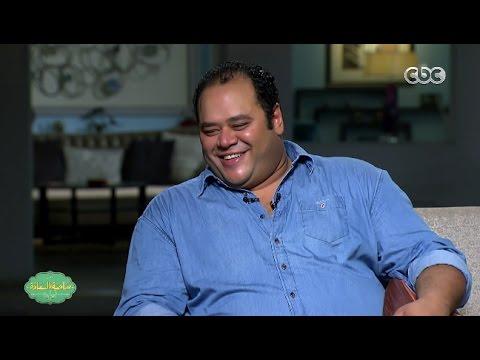 """محمد ممدوح يكشف لـ """"صاحبة السعادة"""" سر تسميته بـ """"تايسون"""""""