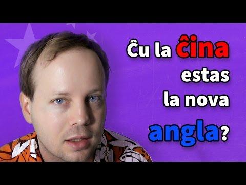 Is Chinese the new English? | Ĉu la ĉina estas la nova angla?