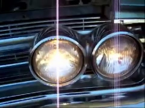 1963 Oldsmobile 98 Headlight replacement