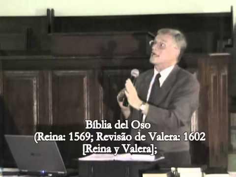 Dr. Rudi Zimmer - As Traduções da Bíblia