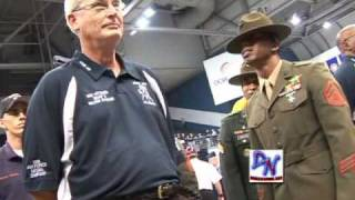 Drill Instructor Knockout