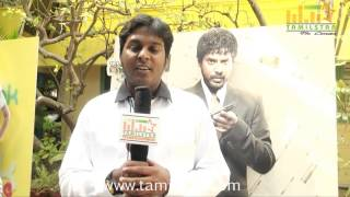Vinoth Kumar Speaks at Ennamo Nadakkudhu Movie Success Meet
