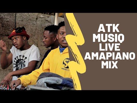 ATK Musiq Live Amapiano Mix