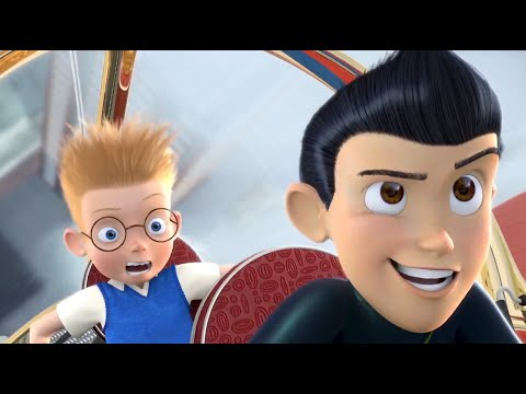 To The Future!  | Meet the Robinsons  | HD