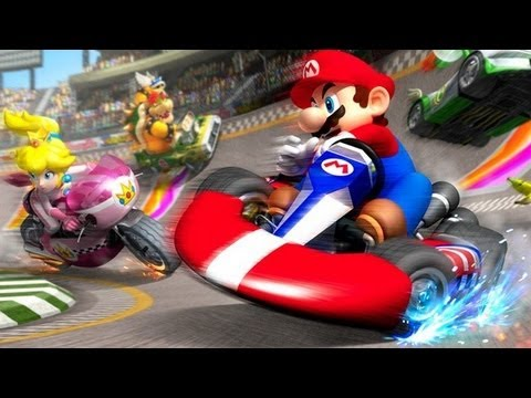 mariocart - Mario Kart 8 - Official E3 2013 Announcement Reveal Trailer. Mario Kart 8 is coming to the Wii U! If only I had one :/ Enjoy my videos? Consider donating $1-...