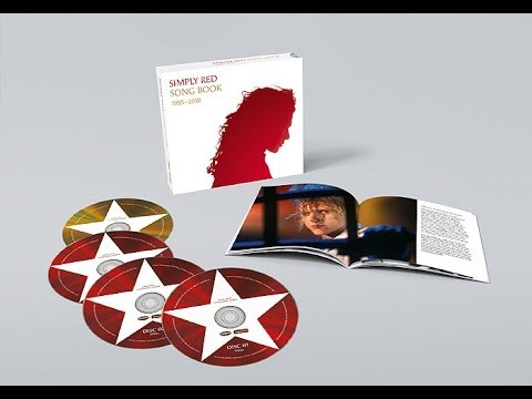 Simply Red - Song Book- 4CD Boxset - 61 remastered classics tracks - 30 second TV ad
