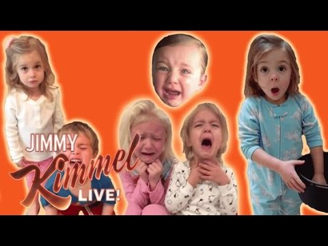 Highlights from Jimmy Kimmel s 6th Annual I Told My Kids I Ate All Their Halloween Candy