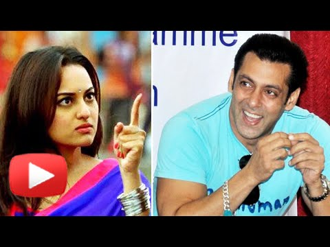Salman Khan Makes Fun Of Sonakshi Sinha | Complete