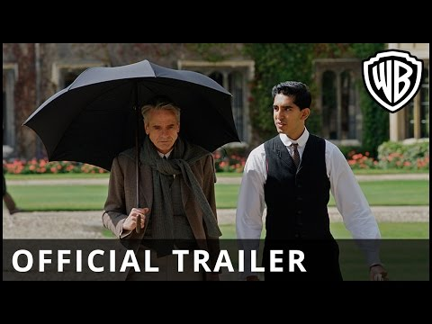 The Man Who Knew Infinity (Trailer)