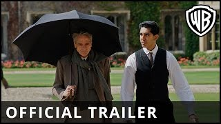 The Man Who Knew Infinity     Official Trailer      Warner Bros  Uk