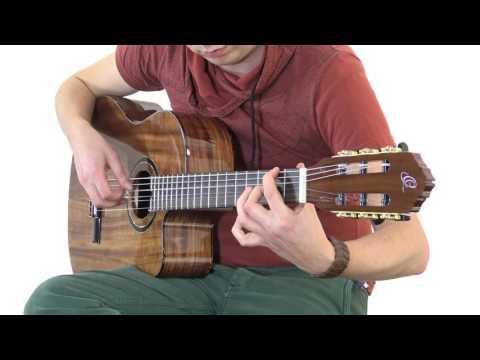 ORTEGA GUITARS   ACACIA SUITE - The Private Room Series