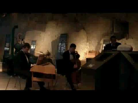 castello - Dario Castello (c1590-1658) Sonata prima fr Blockflte und basso continuo Das Barockensemble 