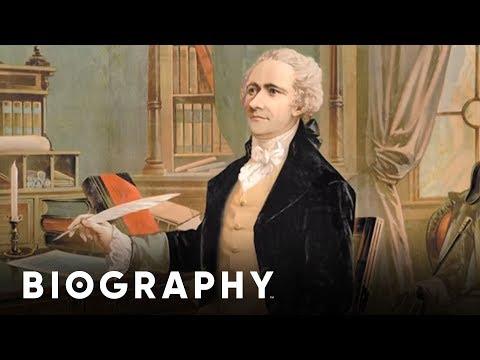 Alexander Hamilton - Mini Biography