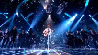 Matt Cardle sings You've Got The Love - The X Factor Live Semi-Final (Full Version)