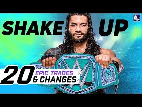 WWE 2K18 Top 20 Epic