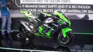 6. Kawasaki ninja zx10R 2016
