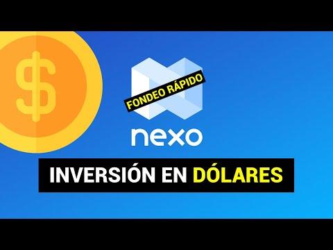 🔥 Ingresos PASIVOS en Dólares en el Exterior con NEXO 🔥 | Emprender Simple