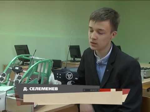 Самарский школьник работает над автомобилем будущего