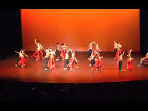 The Bollywood Express - Wellington's Town Hall 17 July 2009 (видео)