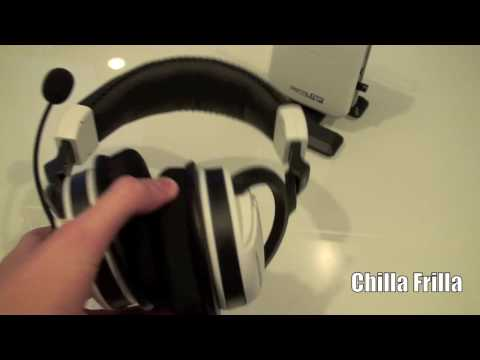 chillafrilla - My complete Unboxing and Review on the Turtle Beach's latest Wireless 7.1 Surround Sound Headset, the Ear Force X41! Follow me on Twitter for live updates an...