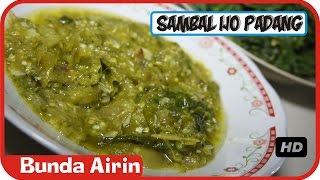 Video Sambal Lombok Ijo Khas Masakan Padang - Rendang Daging Sapi Resep Masakan Indonesia - Bunda Airin MP3, 3GP, MP4, WEBM, AVI, FLV April 2019