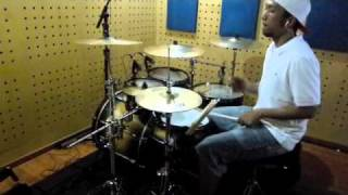 Video The Script - The Man Who Can't Be Moved (Drum Cover by Oki) MP3, 3GP, MP4, WEBM, AVI, FLV Agustus 2018
