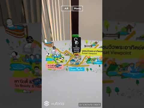 Hệ thống bản đồ 3D trên APP điện thoại
