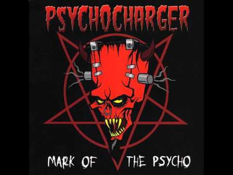 PSYCHO CHARGER - REDNECK ZOMBIES- rockabilly/psychobilly