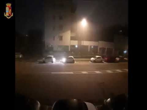 Rapine a prostitute, la polizia arresta un 29enne