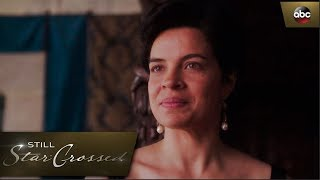 Rosaline Stands Up To Lady Capulet - Still Star-Crossed 1x01