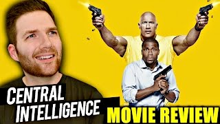 Central Intelligence - Movie Review by Chris Stuckmann