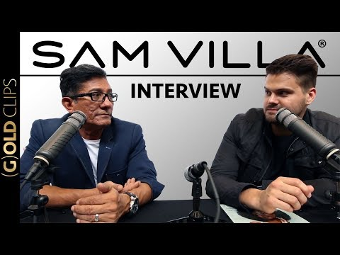 Hairdressers Must Never Cease To Learn - My Interview With Sam Villa (G)OLD CLIPS