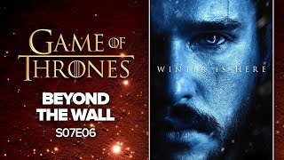 Jon e o grupo vão além da muralha para capturar uma criatura do exército dos White Walkers. Daenerys precisa tomar uma difícil...