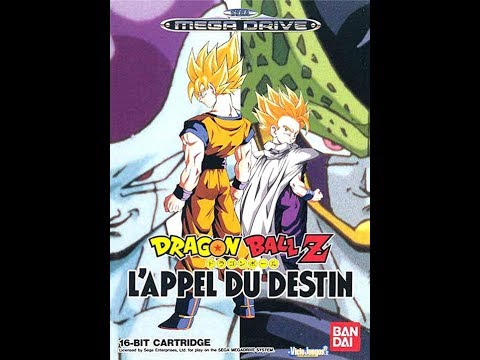 Dragon Ball Z : L'Appel Du Destin Megadrive