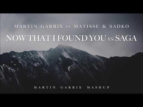 Video Martin Garrix vs Matisse & Sadko - Now That I Found You vs Saga (Martin Garrix Mashup) download in MP3, 3GP, MP4, WEBM, AVI, FLV January 2017