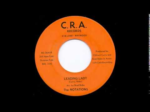The Notations - Leading lady