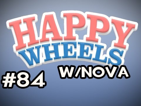 Happy Wheels w/Nova Ep.84 - School Bus Accidents Video